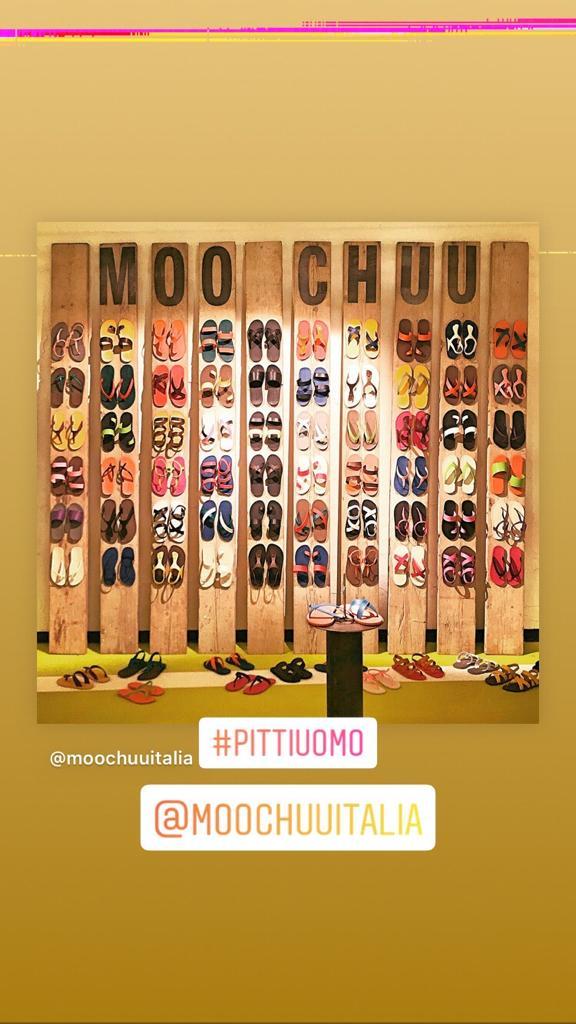 Moo Chuu Italia Pitti Immagine Uomo 2019