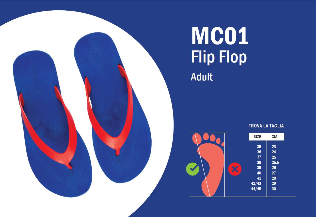 MC01 Guida alle tagle